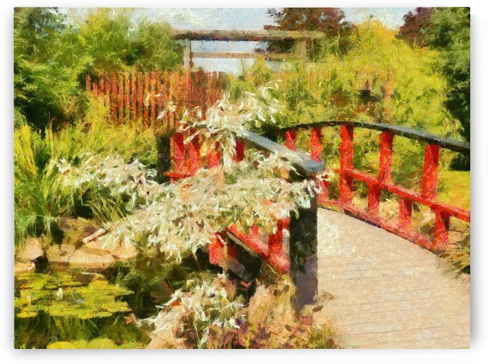 The Red Bridge by Dorothy Berry-Lound