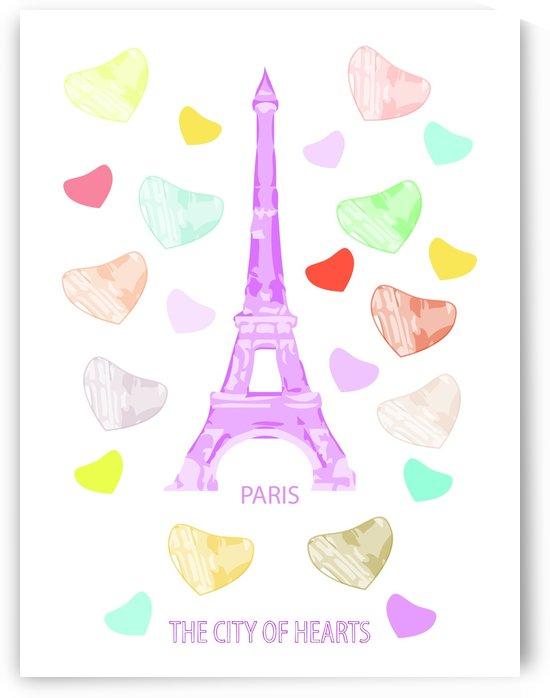 Paris by Zophia Solaris