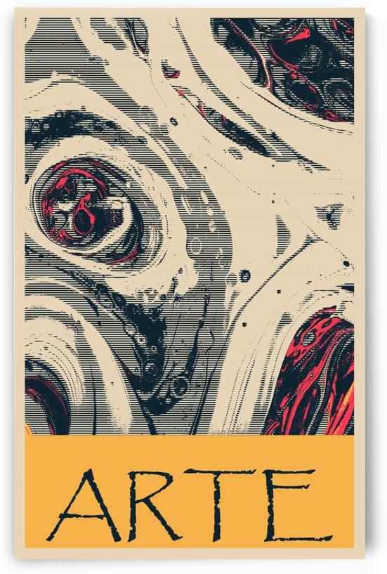 ARTE -110 by Rosa  Lopez
