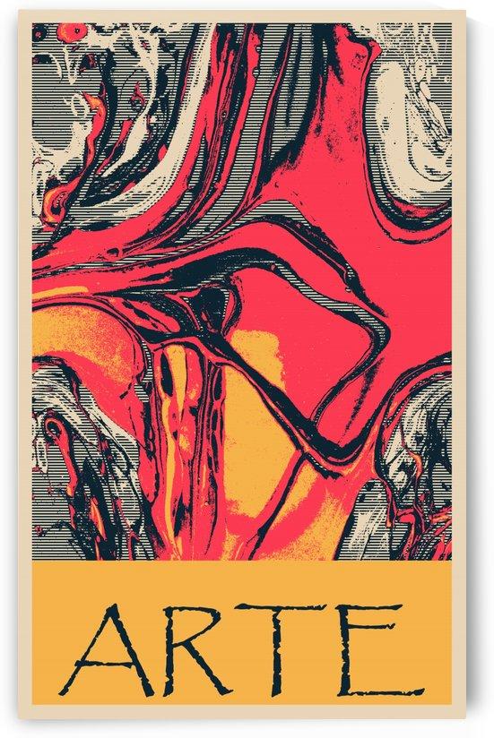 ARTE -111 by Rosa  Lopez