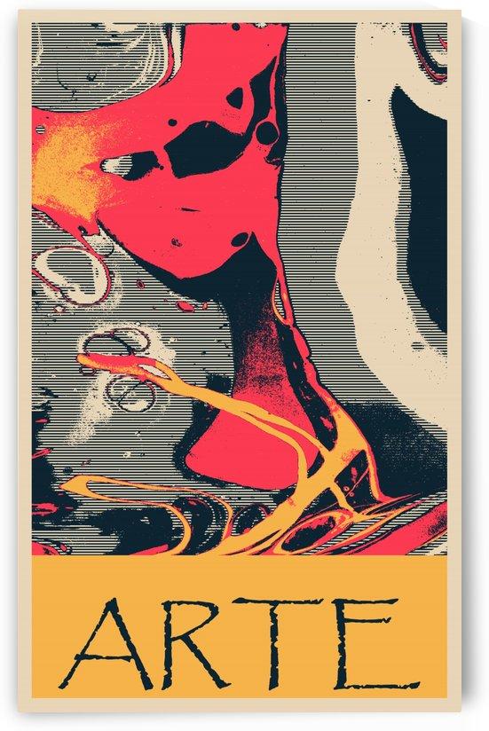 ARTE -112 by Rosa  Lopez