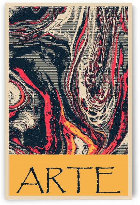 ARTE -114 by Rosa  Lopez