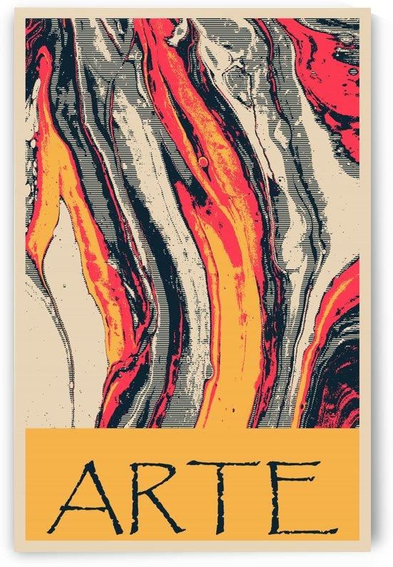 ARTE -115 by Rosa  Lopez