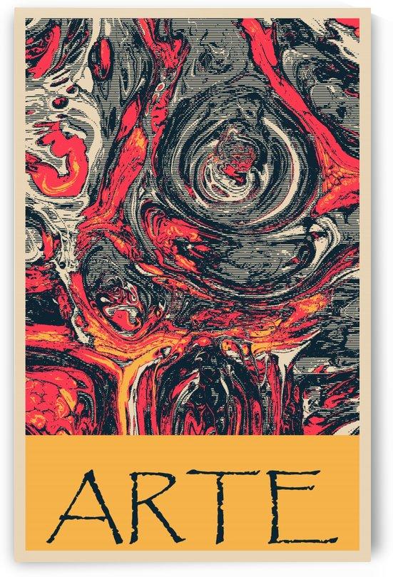 ARTE -118 by Rosa  Lopez