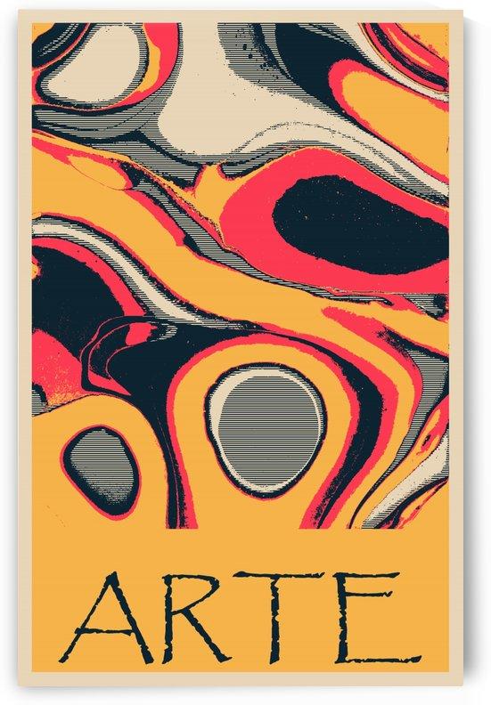 ARTE -122 by Rosa  Lopez