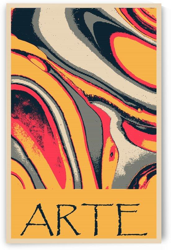 ARTE -123 by Rosa  Lopez