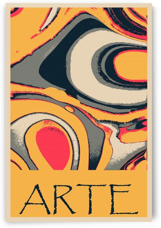 ARTE -124 by Rosa  Lopez