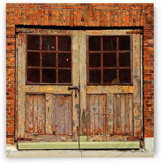 Garage double by Christian Bibeau