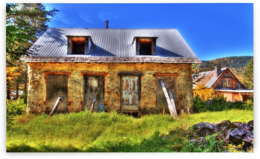 Nouvelle maison by Christian Bibeau