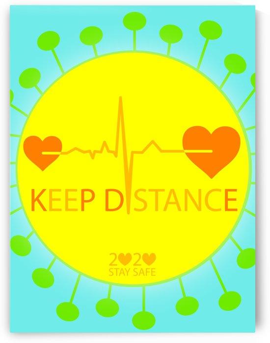 Keep Distance by Zophia Solaris