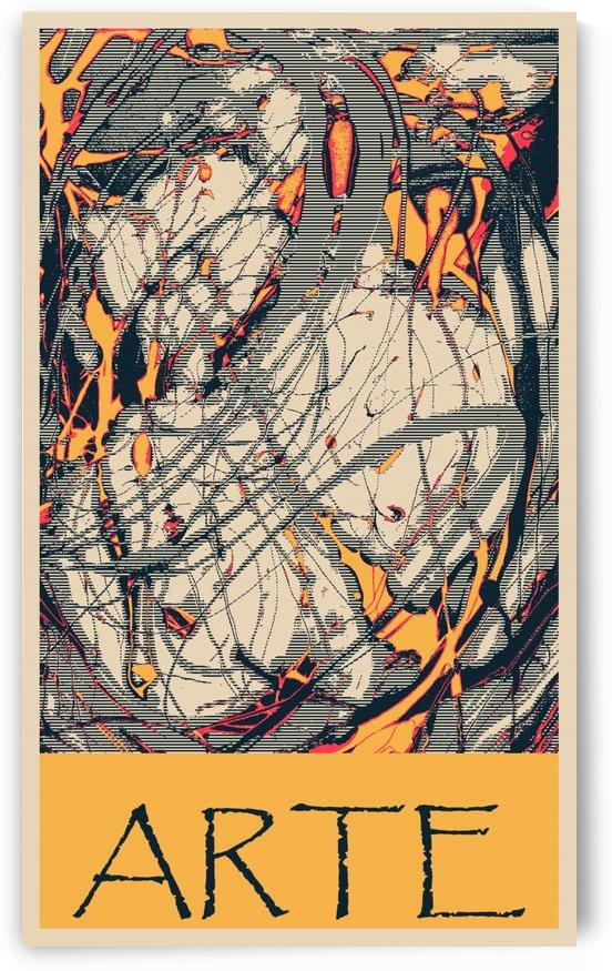 ARTE -126 by Rosa  Lopez