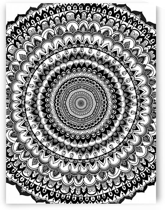 Mandala Art by BrilliantBrushes