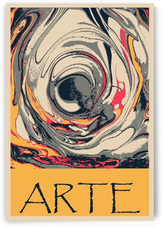ARTE -136 by Rosa  Lopez