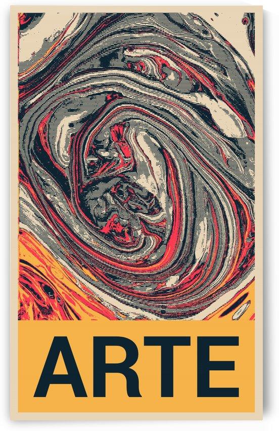 ARTE -137 by Rosa  Lopez