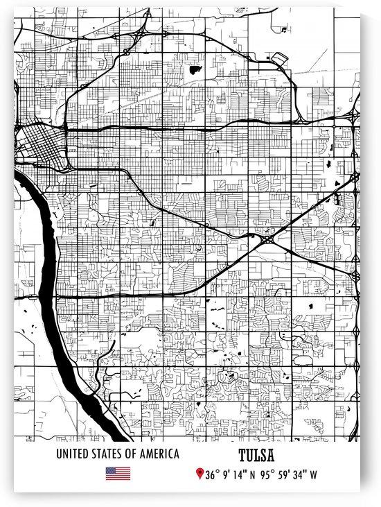 Tulsa USA by Artistic Paradigms