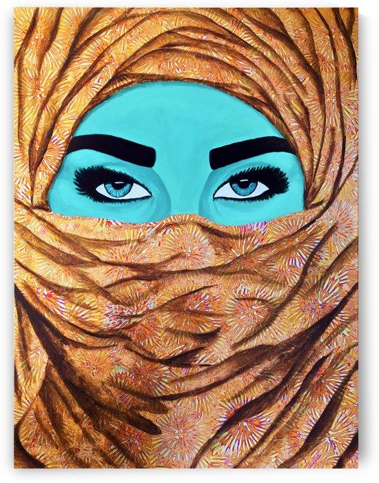 Niqabi No.2 by Rashad Ali Muhammad