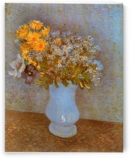 Lilacs by Van Gogh by Van Gogh