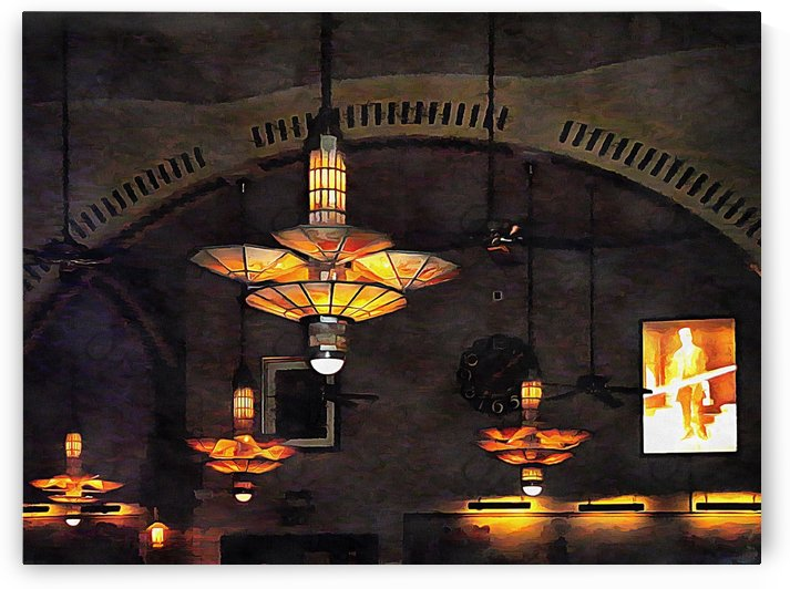 Art Deco Interior Amsterdam by Dorothy Berry-Lound