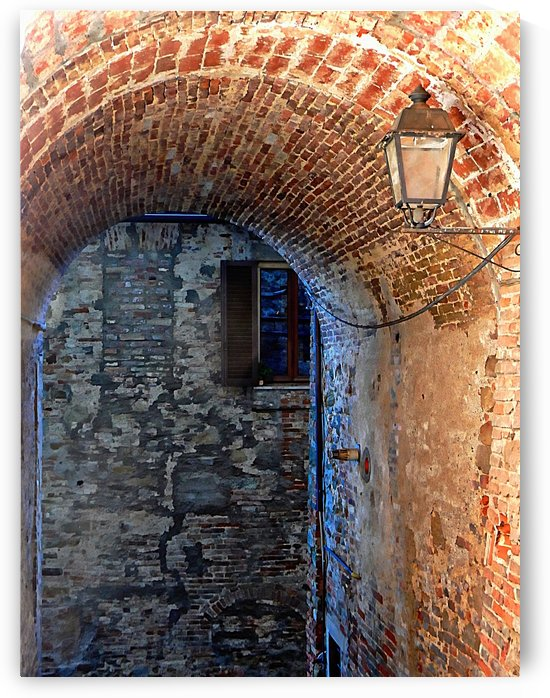 Underneath the Arch Panicale by Dorothy Berry-Lound
