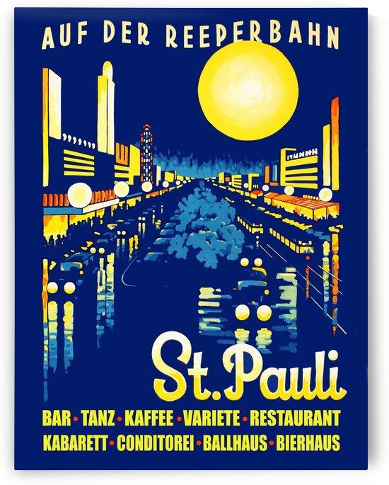 St Pauli Evening by vintagesupreme