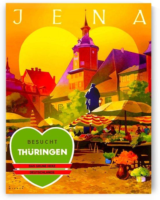 Jena Germany by vintagesupreme