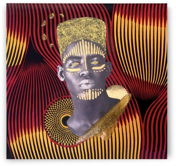 Golden Lord by Rashad Ali Muhammad