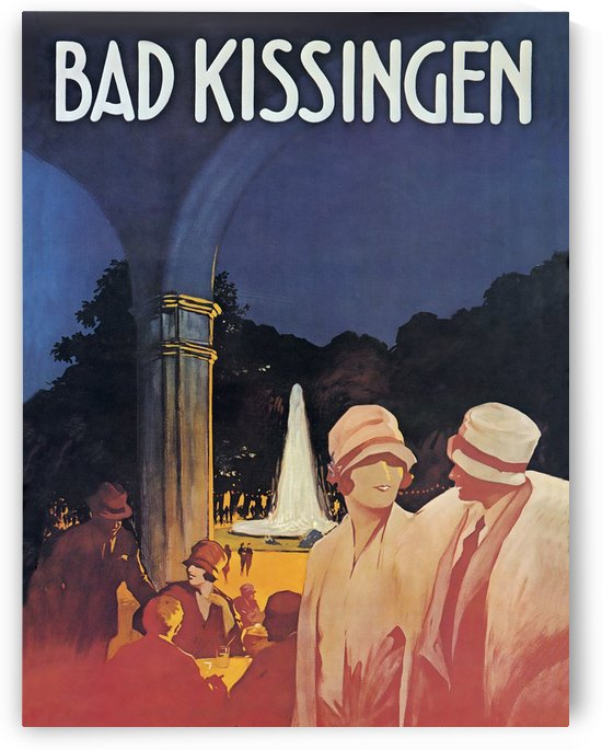 Bad Kissingen by vintagesupreme