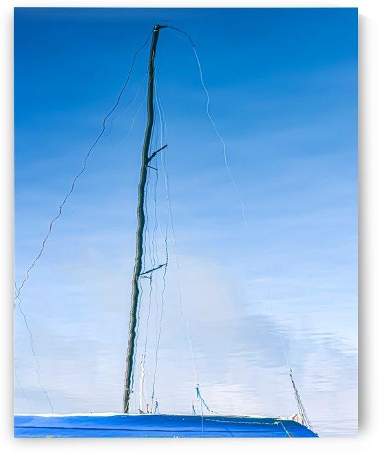 The Blue Boat by Sebastian Schuster