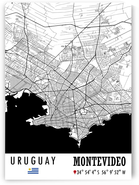 Montevideo URUGUAY by Artistic Paradigms