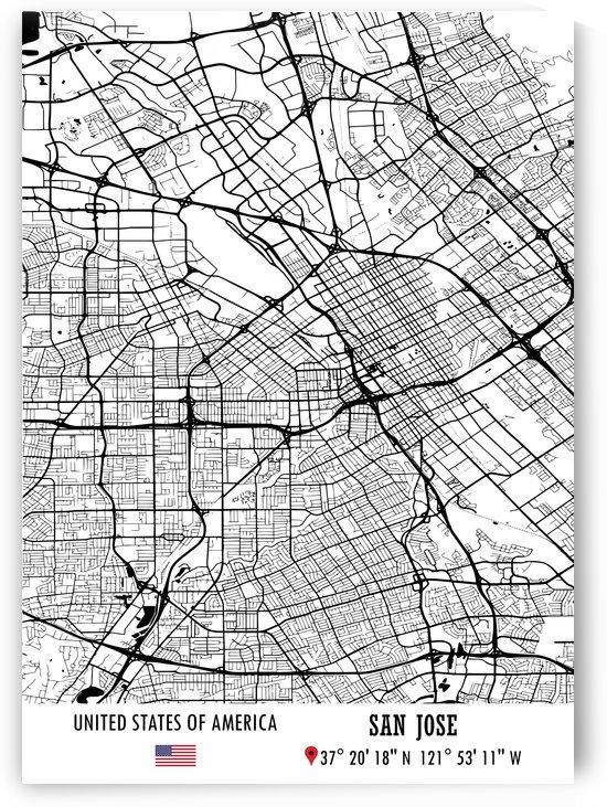 San Jose USA by Artistic Paradigms