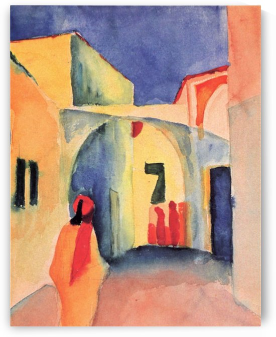 Look in a lane by Macke by Macke