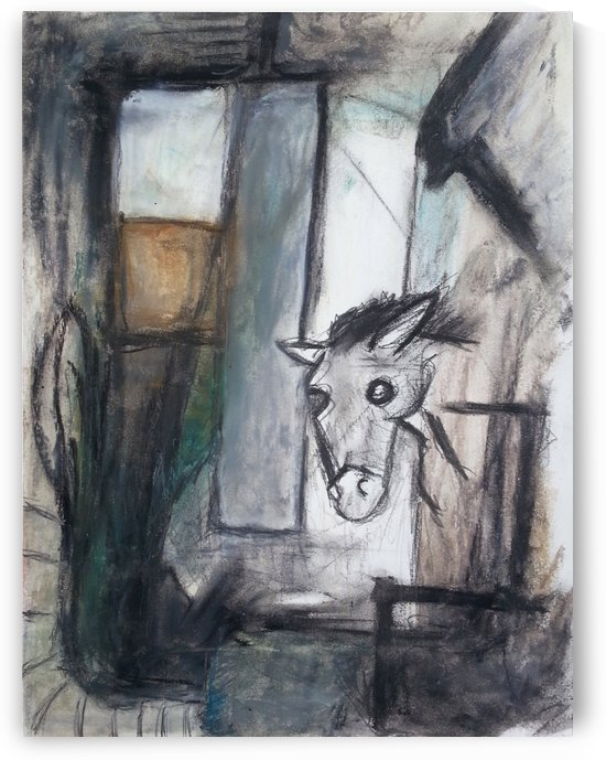 Horse by Tom Warner