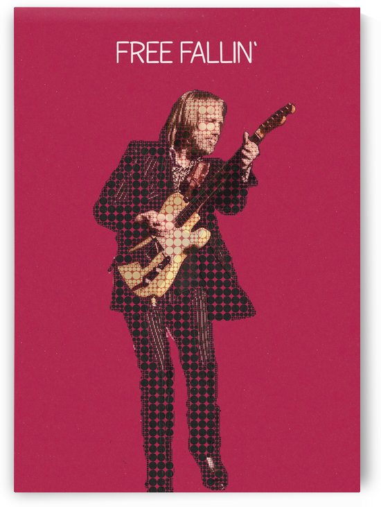 Free Fallin   Tom Petty & the Heartbreakers by Gunawan Rb