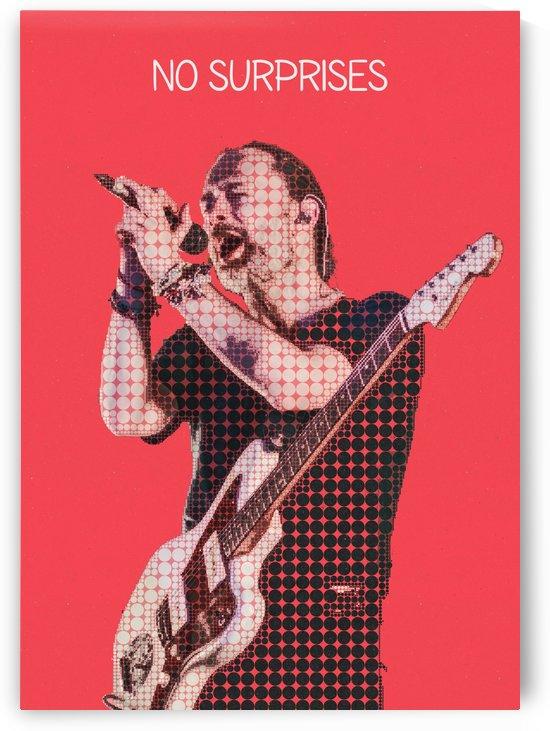 No Surprises   Thom Yorke   Radiohead by Gunawan Rb