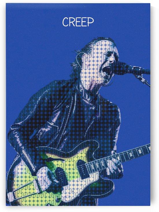 Creep   Thome Yorke   Radiohead by Gunawan Rb