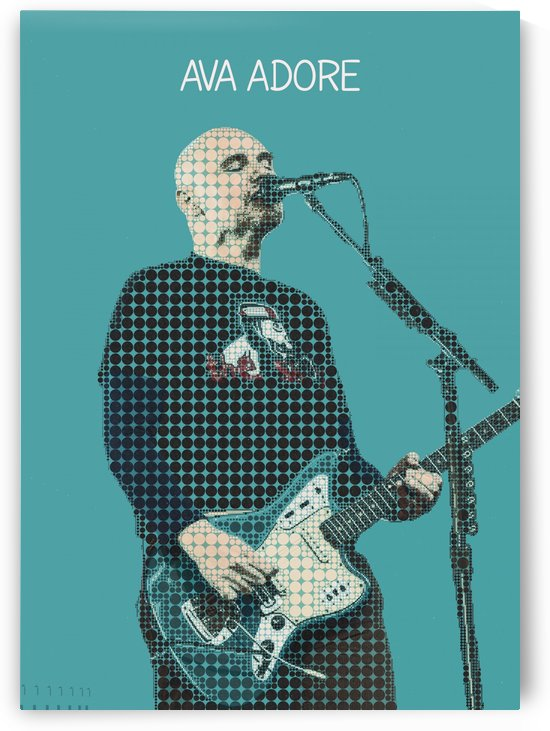 Ava Adore   billy corgan   The Smashing Pumpkins by Gunawan Rb