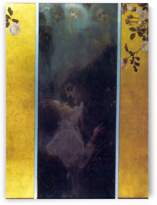 Love by Klimt by Klimt