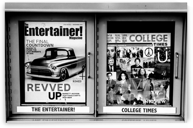 College Times by David Pinter