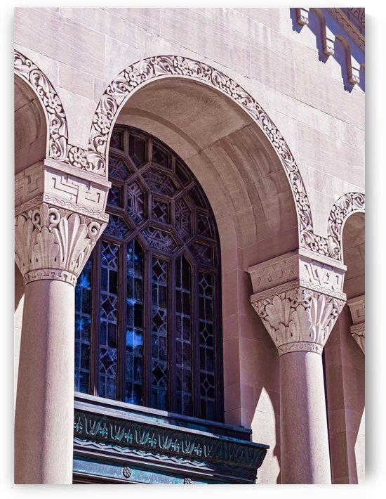 Foster Memorial Window by MumbleFoot