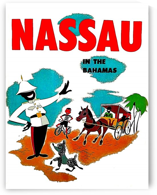Nassau in the Bahamas by vintagesupreme
