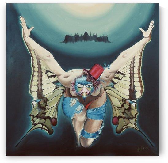Fly away  by Bob Ivens