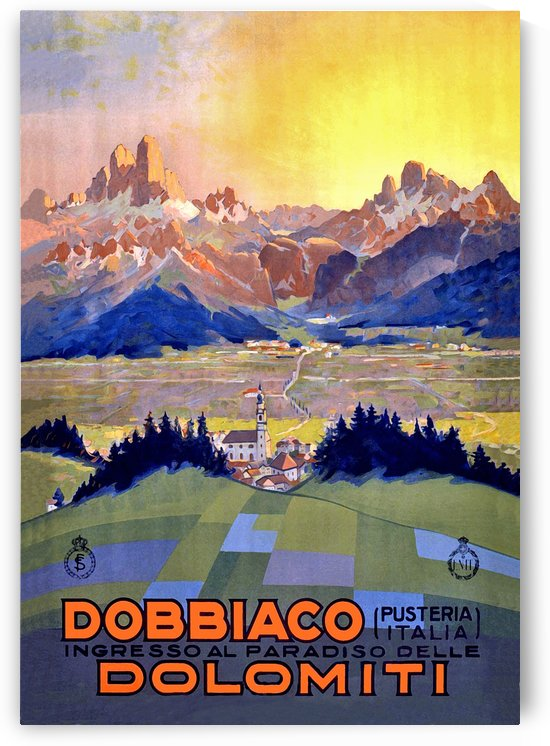 Dobbiaco by vintagesupreme