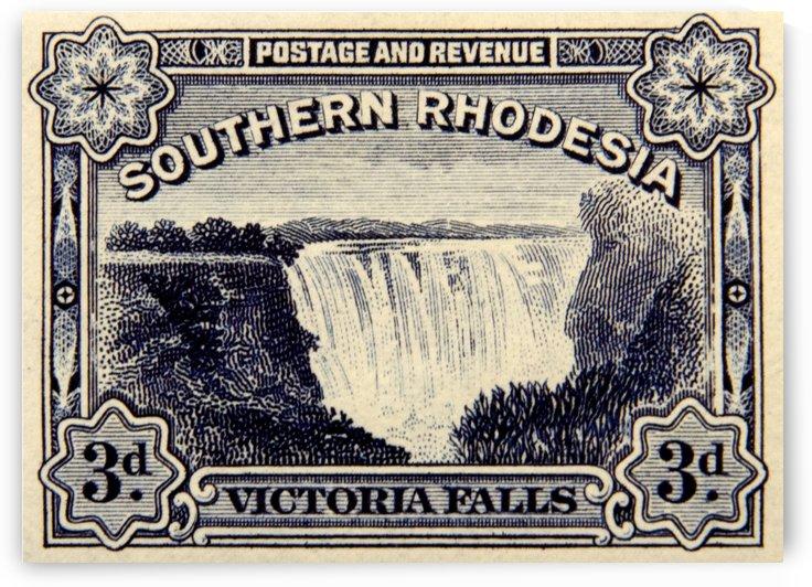 Southern Rhodesia 1 Stamp by David Pinter