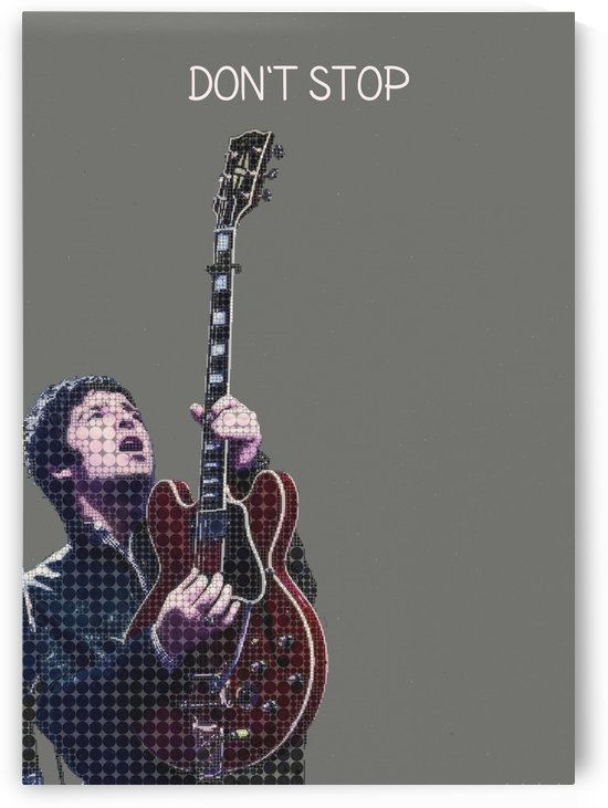 Dont stop   Oasis    Noel Gallagher by Gunawan Rb