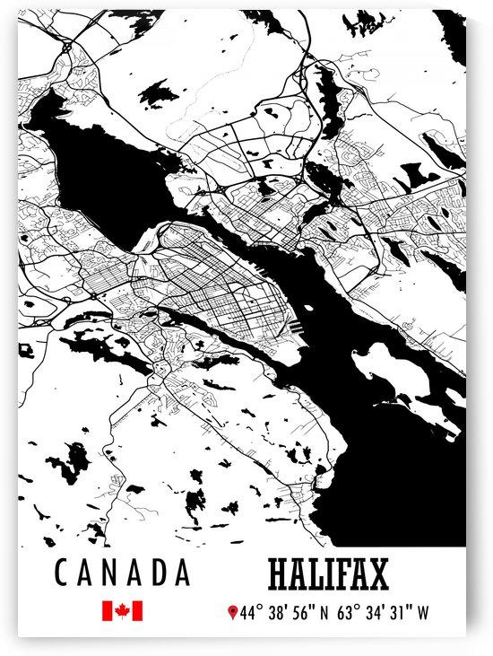 Halifax CANADA by Artistic Paradigms