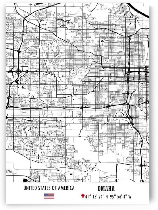 Omaha USA by Artistic Paradigms
