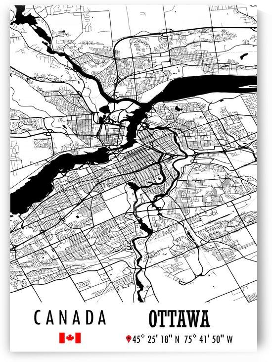 Ottawa CANADA by Artistic Paradigms