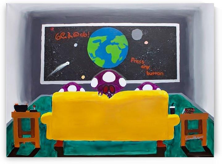 Purple Matter by CasualBlerdist