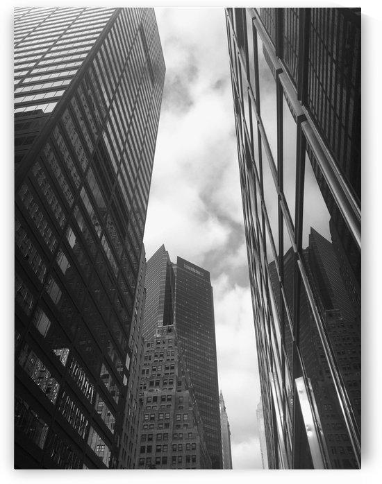 NYC Verticals by Miels El Nucleus