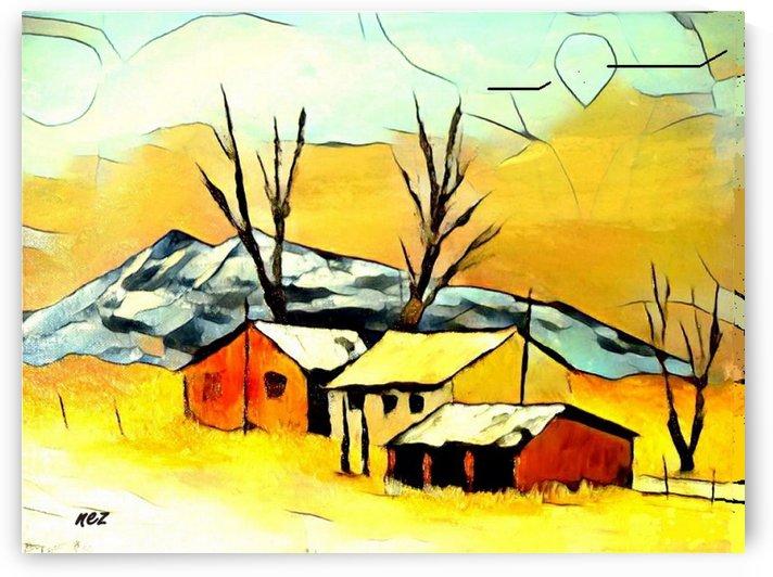 Hot summer in Erda by Efrain Montanez